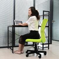 オフィスチェアメッシュデスクチェアコンパクトパソコンチェアワークチェアPCチェアOAチェアメッシュチェアオフィスチェアいすイス椅子腰痛対策オフィスチェアー学習子供部屋子供塾