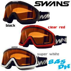 スキー・スノーボード◆スノー ゴーグル◇SWANS スワンズ49%OFF!SWANS スノーゴーグル 【845D...