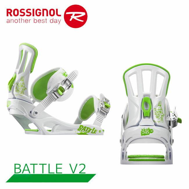 【BATTLE V2】 バインディングロシニョール  rossignol 05P04oct13