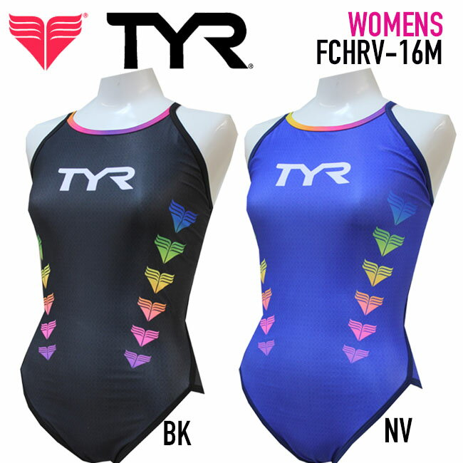 【送料無料】【FCHRV-16M】TYRティアレディーストレーニング水着女性用レディース水着レディースオールインワン水着MADEINJAPAN日本製05P19Mar1