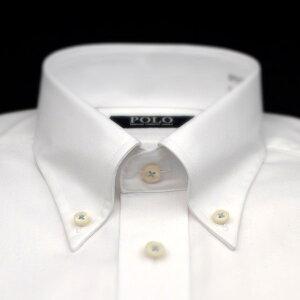 形態安定・ピンオックス・BD・Yシャツ/衿型