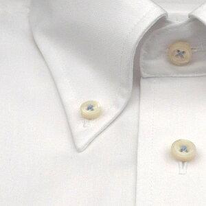 形態安定・ピンオックス・BD・Yシャツ/生地アップ