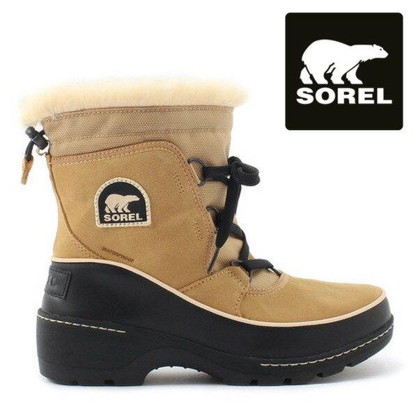 ソレルの防寒ブーツでこの冬はバ...