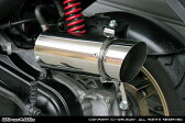 WirusWin スマート ディオ・スマート ディオZ4 FI車用 サイレンサー型 エアクリーナーkit ポッパータイプ/ウイルズウィン Dio