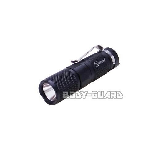 WHITEWOLFタクティカルライトSXM460460ルーメンブラック電池式防水防犯用品高品質高耐久小型オリジナルフラッシュライ
