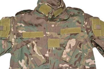 【送料無料】BWOLF製 迷彩服 戦闘服 上下セット ATAU迷彩 子供 女性用 小さいサイズ