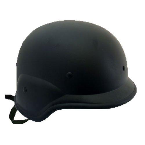 【送料無料】SWAT仕様M88フリッツヘルメット黒ブラック