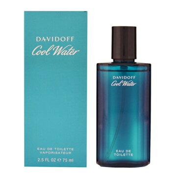 メンズ ダビドフ DAVIDOFF 香水 クールウォーター メンズ ET/SP/75ML 321-DV-75