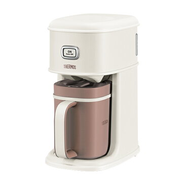 生活用品 サーモス THERMOS アイスコーヒーメーカー サーバー ECI660-VWH バニラホワイト