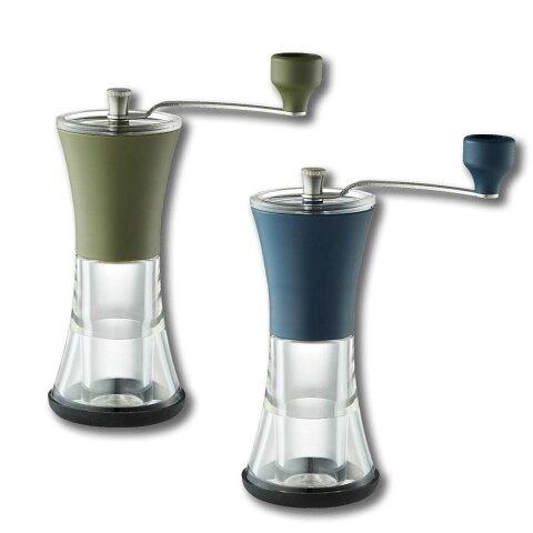 流行 生活 雑貨 Kalita(カリタ) コーヒーミル KKC-25 42151・AG(アーミィグリーン)