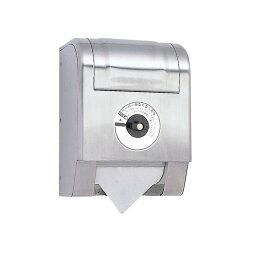 便利 グッズ アイデア 商品 ボックス型ペーパーホルダー(2本用)露出型 R5502 人気 お得な送料無料 おすすめ