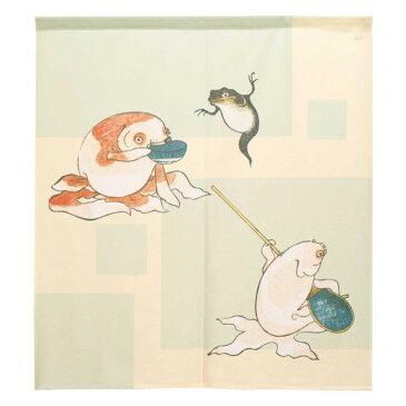 のれん 歌川国芳 金魚 10 約85cm×約90cm (91346)お得 な 送料無料 人気 トレンド 雑貨 おしゃれ