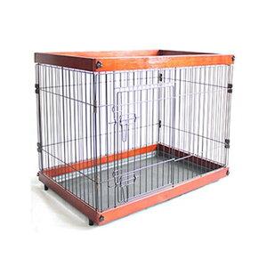 ペット犬用品SIMPLY+WOODENCIRCLE木製サークルシンプリーパレスプラスSサイズDWM02-S