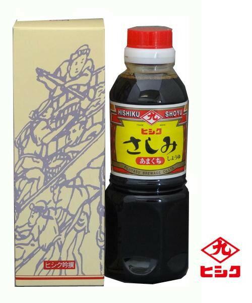 食材 美味しい 口コミ 甘口 さしみ醤油 300ml×12本 S-036