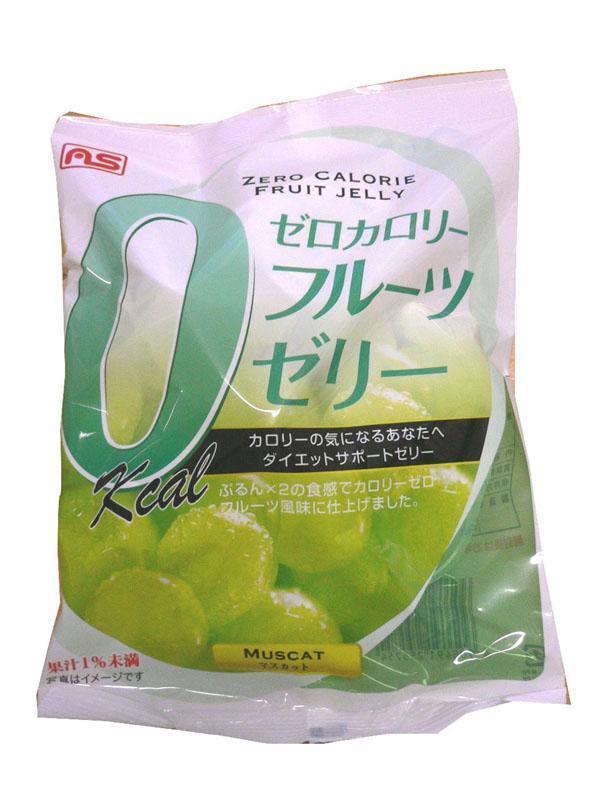 おかし お勧め 口コミ ゼロカロリーゼリーマスカット味7個 ×20袋セット 25575