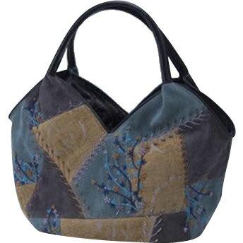 服飾雑貨 Ipa-Nima イパニマトートバッグ ネイビー 12355