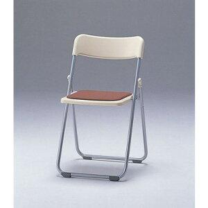 折畳み椅子・フラット収納6脚セットCF67-MYIVイエロー