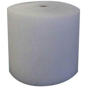 エコフ超厚(エアコンフィルター)フィルターロール巻き幅60cm×厚み8mm×30m巻きW-1236