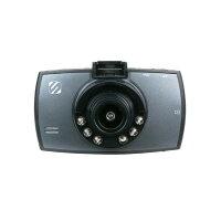 HD高画質 ドライブレコーダー 8GBマイクロSDカード&サクションカップマウント(吸盤スタンド)付き DDVR28G-ST2