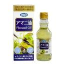 軽食品関連商品 朝日 アマニ油 170g 1ケース(12本入)