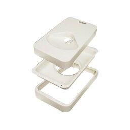 テクノテック 洗濯機用防水パン プッチエンデバー TS340C-W1 アイボリーホワイト おすすめ 送料無料 誕生日 便利雑貨 日用品