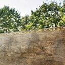 ベランダ装飾シート 木目 270cm幅×80cm丈 BD-8027 DBR(ダークブラウン)オススメ 送料無料 生活 雑貨 通販