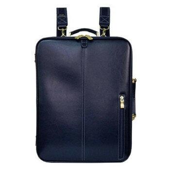 產品詳細資料,日本Yahoo代標|日本代購|日本批發-ibuy99|包包、服飾|包|バッグ関連 日本製 2WAYアタッシュリュック B4対応 ネイビー 21602(247240) オ…