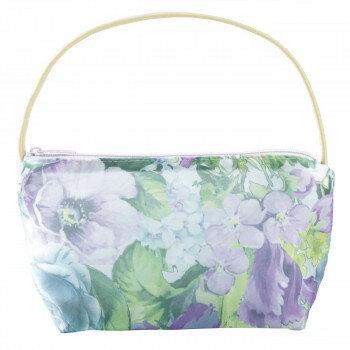 產品詳細資料,日本Yahoo代標 日本代購 日本批發-ibuy99 包包、服飾 包 箱包配件 袋組織者/袋中袋 軽くて上品なオーガンジー生地を使用したバッグ