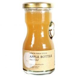 軽食品関連 ノースファームストック アップルボトル 80ml 40個 おすすめ 送料無料 美味しい