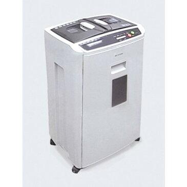 シュレッダー オフィス 1回で150枚もの紙を細断 生活家電 オートフィードシュレッダー グレー