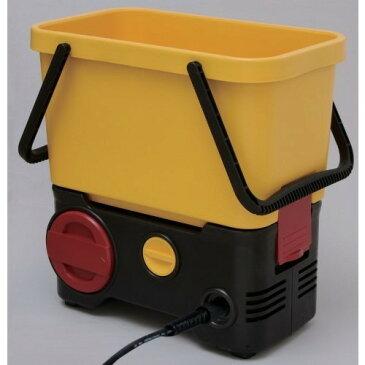 高圧洗浄機 洗車 充電 タイプなので電源不要 便利グッツ タンク式高圧洗浄機充電タイプ イエロー/ブラック