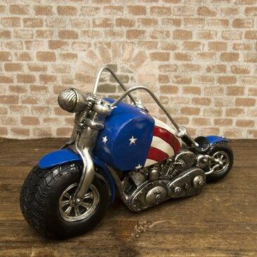 玩具 おもちゃ 小さくてかわいいデザイン アンティーク調 マネーバンク USAバイク