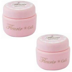 Fleurir(フルーリア)フルーリアジェル ベースジェル 4ml 205049 2個セットフルーリアジェル ベース ジェル 4 ml 205049 2個セット美容 コスメ 化粧品 コスメチック コスメティック