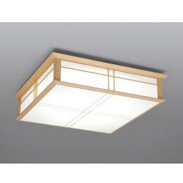 和風シーリングライト 関連商品 和風木枠シーリングライト〜8畳 LEC-CH800CJ