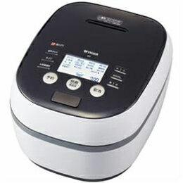 お役立ちグッズ JPH-A100-WH 土鍋圧力IH炊飯ジャー 「炊きたて」(5.5合) ホワイトグレー