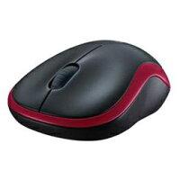 マウス マウス・キーボード・入力機器 関連 ワイヤレスマウス レッド M186RD マウス パソコン周辺機器 パソコン
