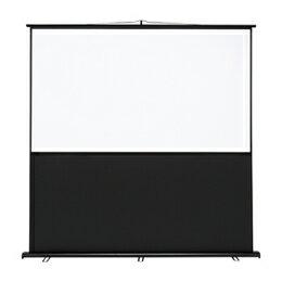 プロジェクタースクリーン(床置き式) PRS-Y90HDお得 な全国一律 送料無料 日用品 便利 ユニーク