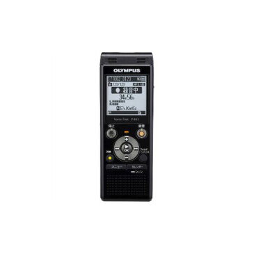 生活関連グッズ V-863-BLK ICレコーダー 「Voice-Trek」 ブラック V-863