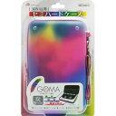 日用品 便利 ユニーク アンサー 3DS LL用 「セミハードケース」GOMAブランド監修 (TYPE-A) ANS-H035-A