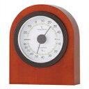 電化製品関連 EMPEX 温度・湿度計 ベルモント 温度・湿度計 置用 TM-686 ウォルナット おすすめ 送料無料