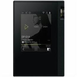 トレンド 雑貨 おしゃれ 【ハイレゾ音源対応】 デジタルオーディオプレーヤー 「rubato(ルバート)」 16GB ブラック DP-S1A-B