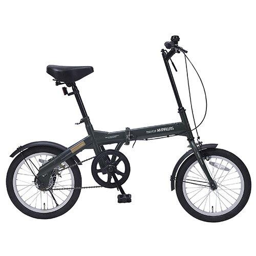 自転車・サイクリング, 折りたたみ自転車  MYPALLAS 16 M-100-GR