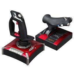 ゲームコントローラー関連 ITPROTECH PXN スロットル & ジョイスティック コントローラー PXN-2119II オススメ 送料無料