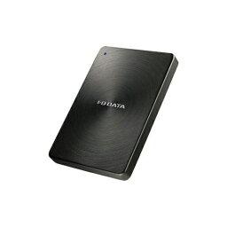 パソコン関連 IOデータ USB 3.0/2.0対応 ポータブルハードディスク「カクうす」 2.0TB ブラック HDPX-UTA2.0K おすすめ 送料無料