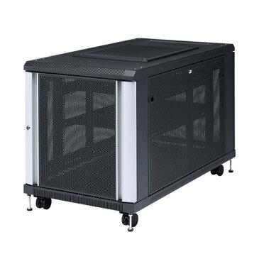 パソコン関連 サンワサプライ 19インチマウントサーバーラック(12U) CP-SVC12U おすすめ 送料無料
