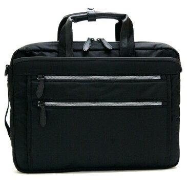 ビジネスバッグ メンズ B4ファイル対応 人気の 軽量撥水!!PC用ポケット付き!!URビジネスバッグ B4ファイル対応 ブラック