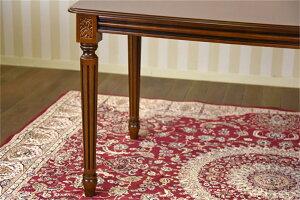 ダイニングテーブルダイニング食卓ワンランク上の極上家具ヨーロピアンクラシック・ダイニングテーブル