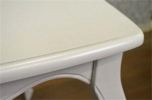カフェテーブルホワイトアンティークスタイルダイニングテーブル