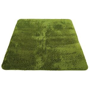 カバーカーペットウレタンマイクロファイバーホットカバーカラー:グリーンサイズ:200×250cm