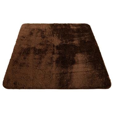 カバー 床暖房 対応 ウレタン マイクロファイバー ホットカバー カラー:ブラウン サイズ:200×250cm